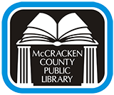 McCracken County Public Library Logo.  Links to home page.
